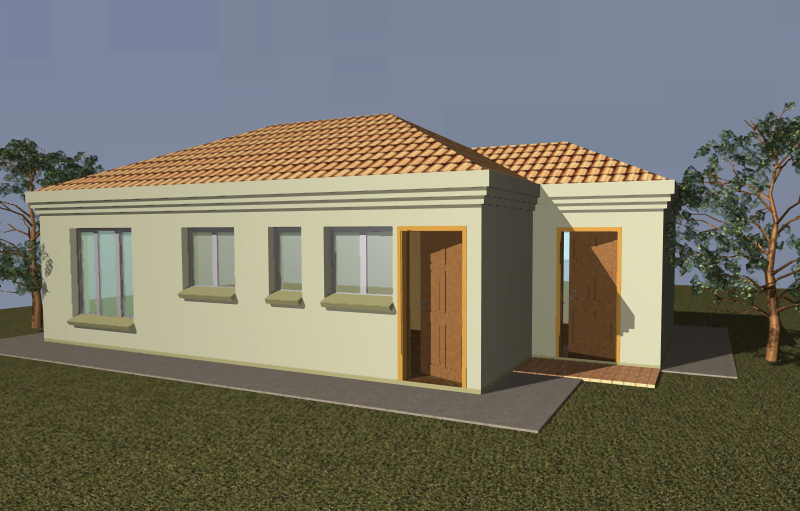 Nale complete garage plans usa for Africa house plans