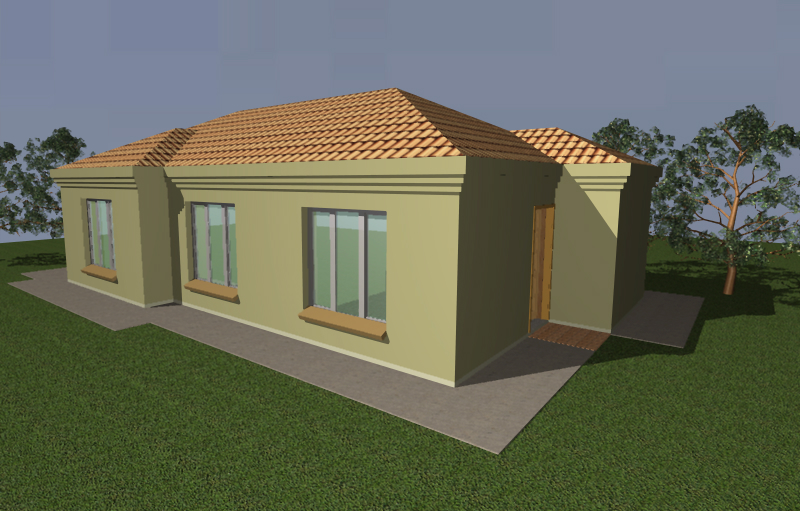 south african house plans - Enormo, The Simple House Search