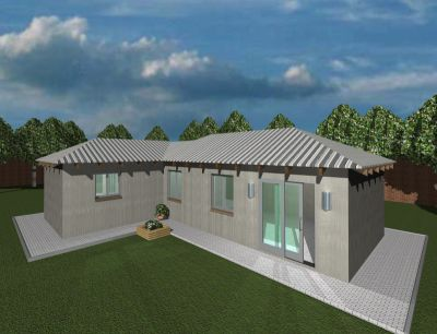 1 Bedroom 1 Bathroom Kmi0042 Kmi Houseplans