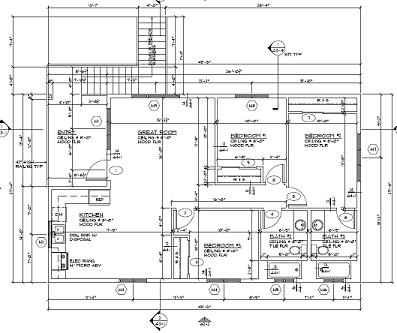 Autocad video tutorials for the basics of the program how for Simple architectural drawing software
